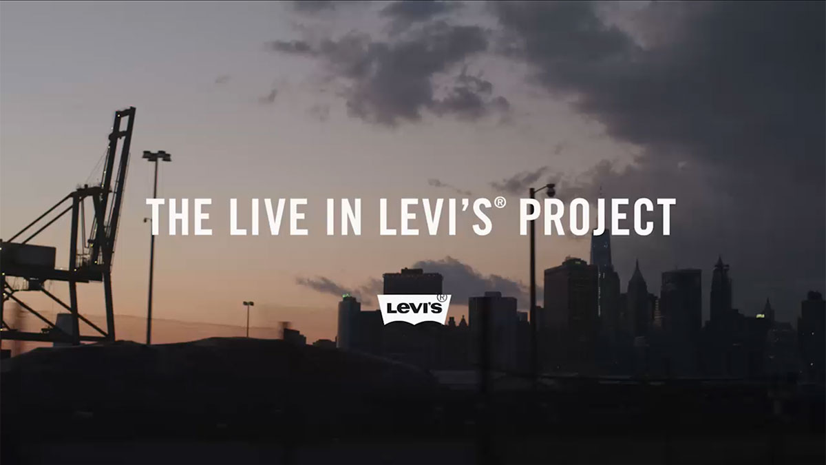 Live In Levis